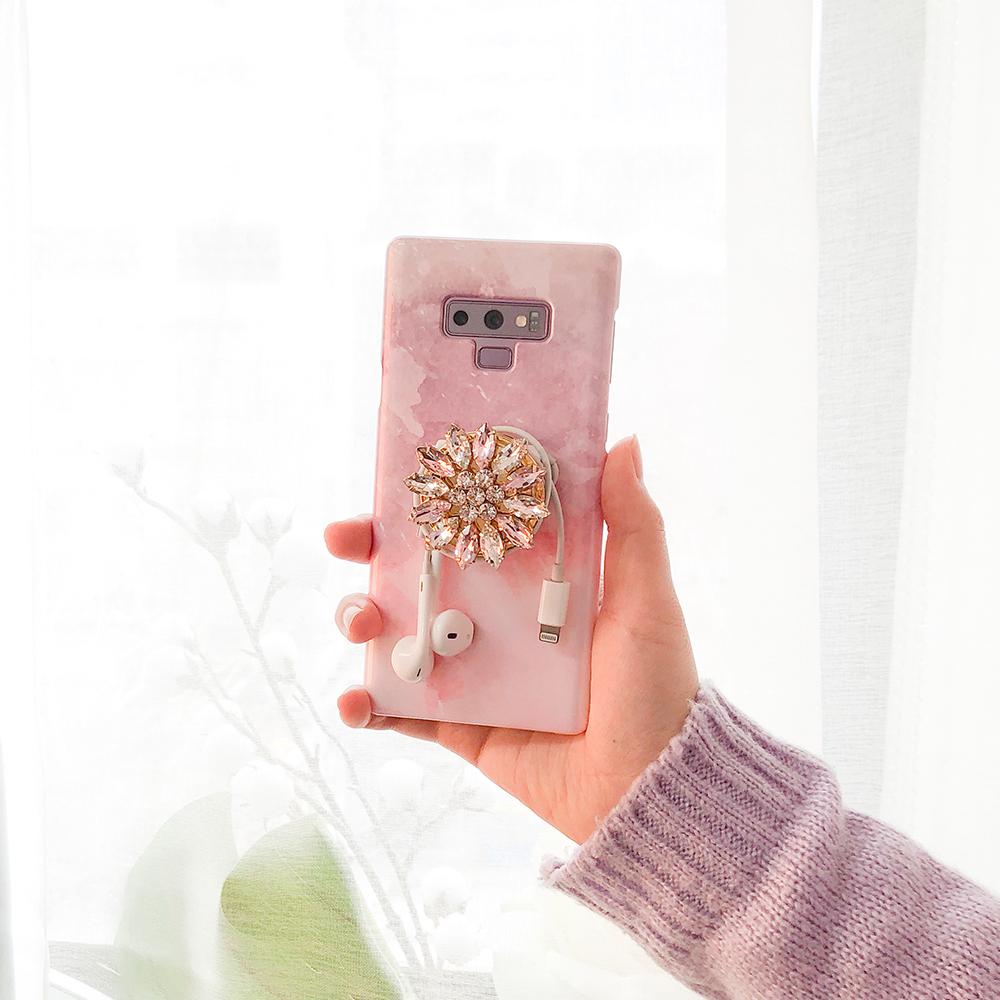 핑크박스 더쁘띠타임 주얼톡 17종! 블링블링 핸드폰 주얼리 그립톡 블링톡 큐빅톡 모음