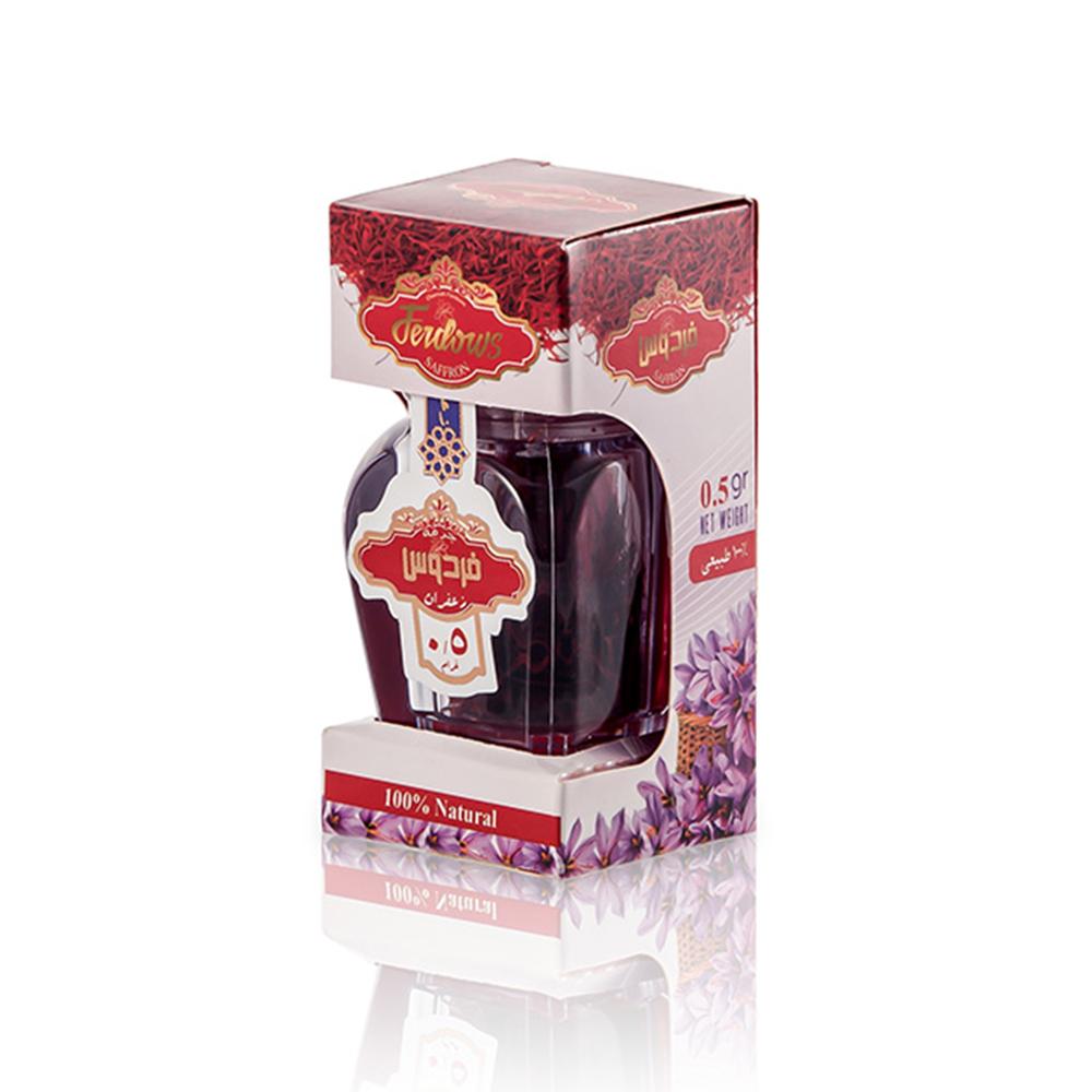 퍼도우 샤프란 향신료 꽃차 0.5g 슈퍼네긴 샤프란
