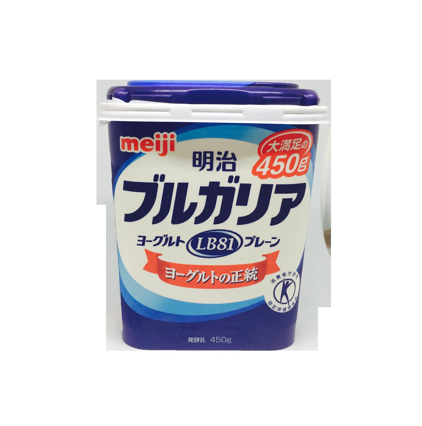 【コンビニ限定】明治 ブルガリアヨーグルト(各種)
