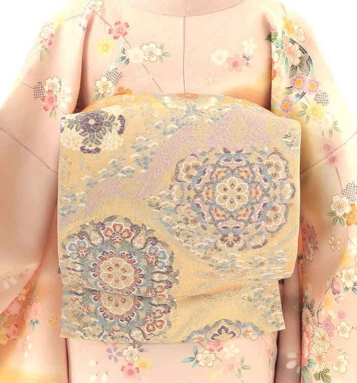 スワトウ刺繍 訪問着 No.AA-0151-Mサイズ_02