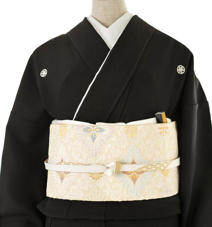 山口美術織物 黒留袖 No.CA-0015-Lサイズ_01