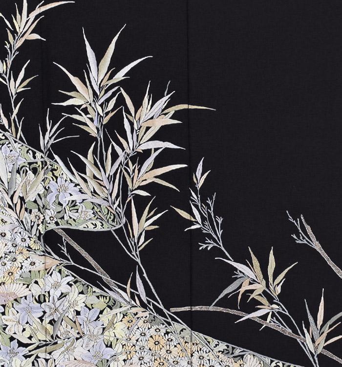 山口美術織物 黒留袖 No.CA-0016-Lサイズ_05