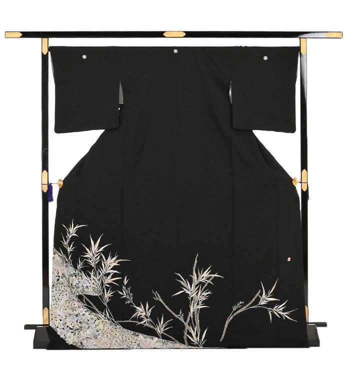 山口美術織物 黒留袖 No.CA-0016-Lサイズ_03