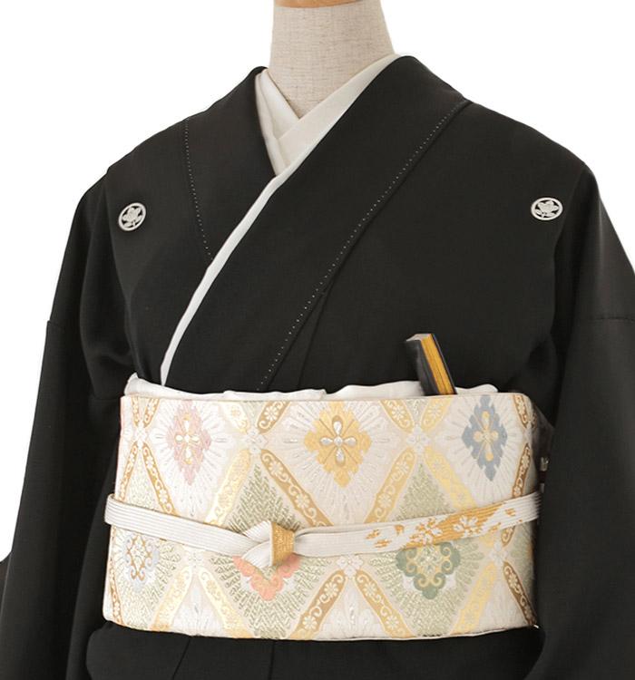 山口美術織物 黒留袖 No.CA-0016-Lサイズ_01