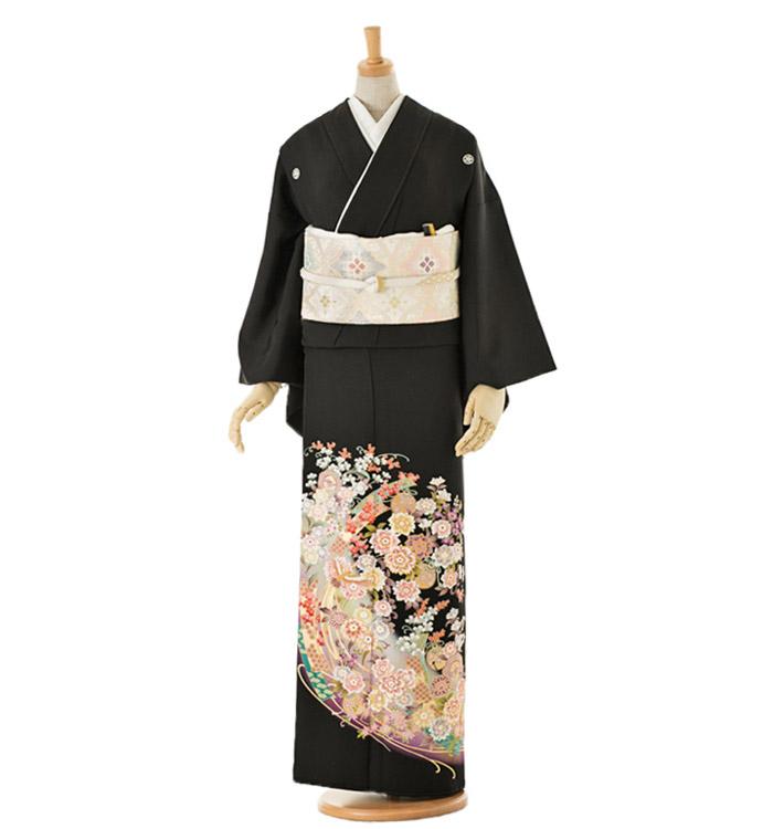 黒留袖 No.CA-0022-Lサイズ