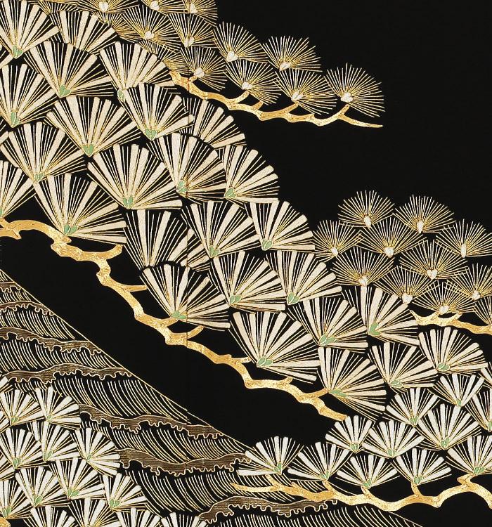 総刺繍 黒留袖 No.CA-0027-Mサイズ_05