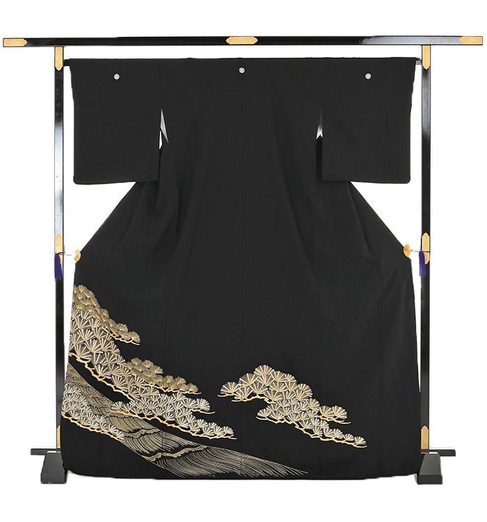総刺繍 黒留袖 No.CA-0027-Mサイズ_03