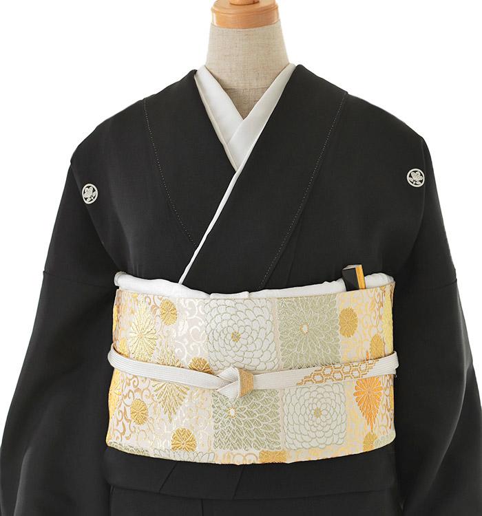 総刺繍 黒留袖 No.CA-0029-Mサイズ_01