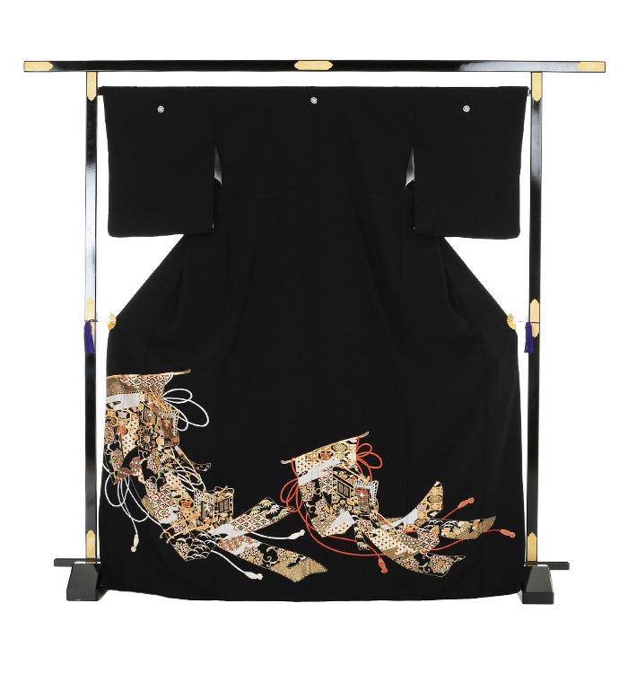 総刺繍 黒留袖 No.CA-0030-Mサイズ_03