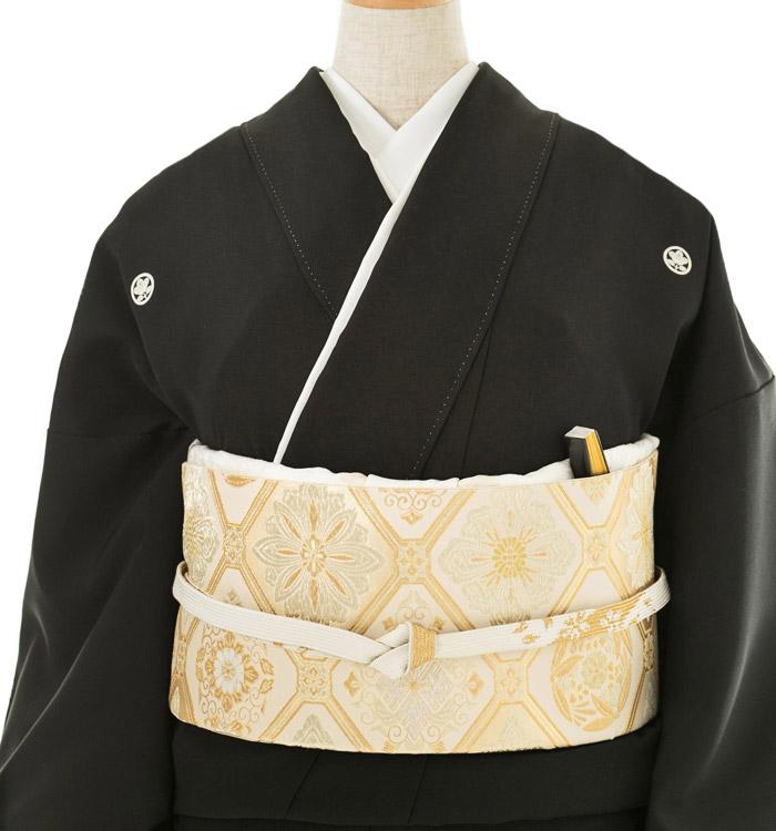 総刺繍 黒留袖 No.CA-0030-Mサイズ_01