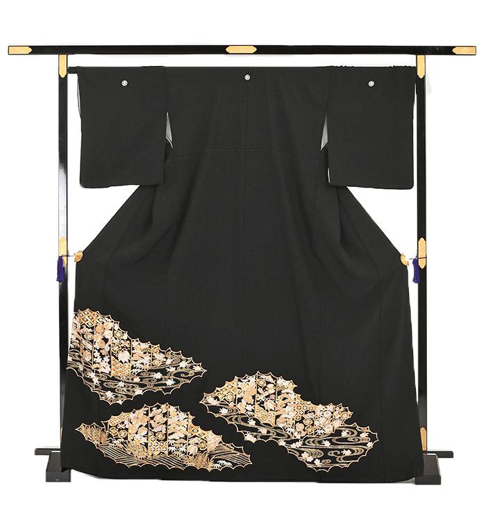 総刺繍 黒留袖 No.CA-0032-Mサイズ_03