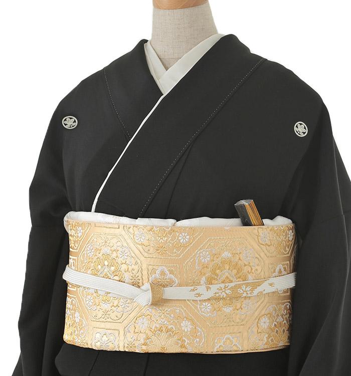 総刺繍 黒留袖 No.CA-0032-Mサイズ_01