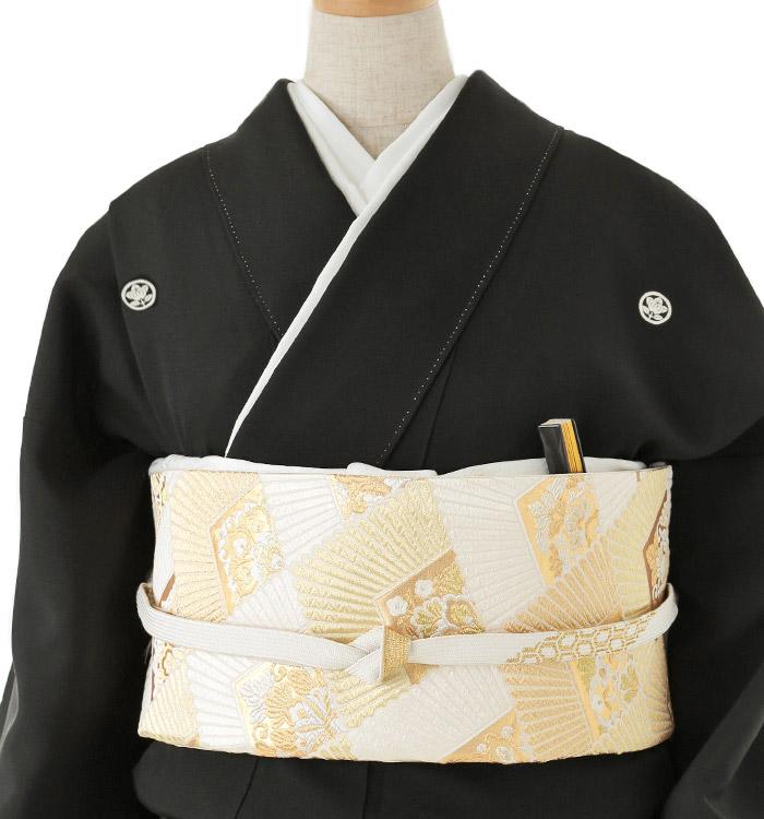 総刺繍 黒留袖 No.CA-0033-Sサイズ_01