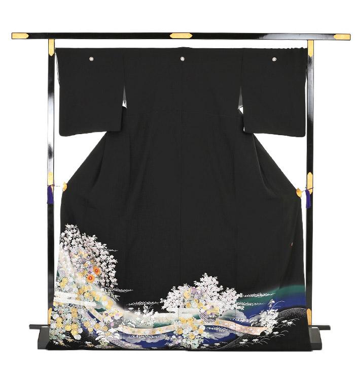 関芳 黒留袖 No.CA-0037-Lサイズ_03