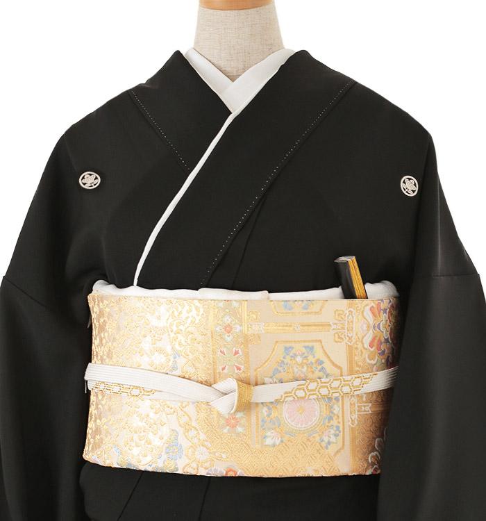 関芳 黒留袖 No.CA-0040-Lサイズ_01