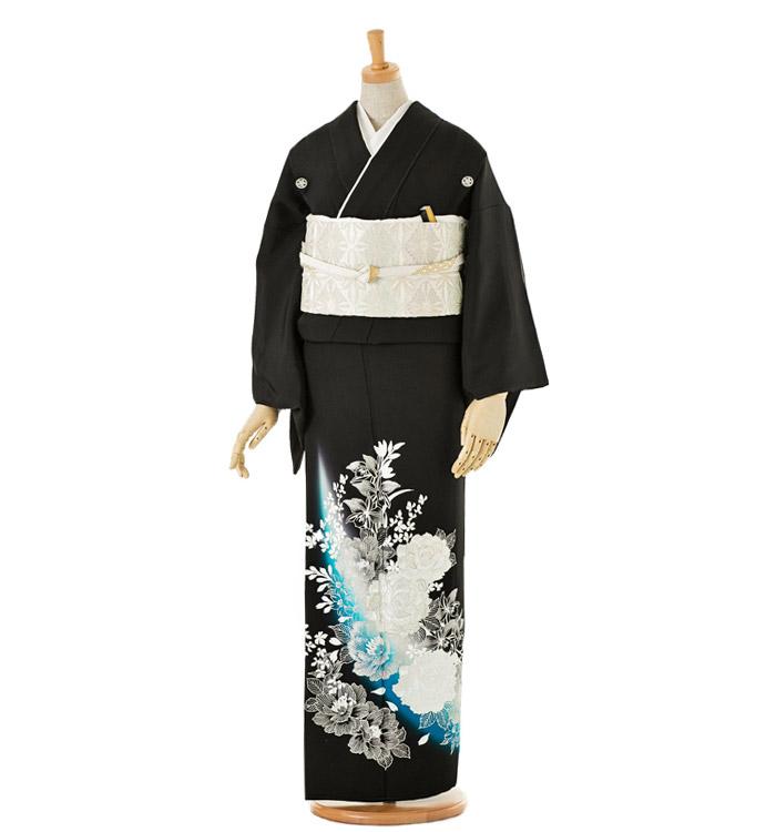 黒留袖 No.CA-0042-Mサイズ