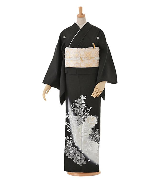 黒留袖 No.CA-0044-Lサイズ