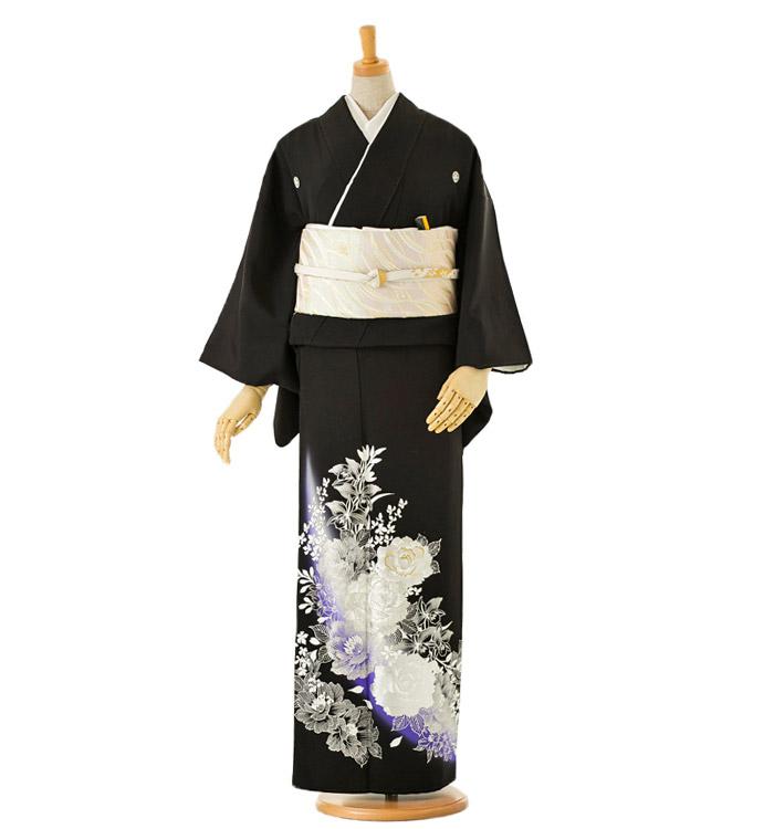 黒留袖 No.CA-0045-Sサイズ