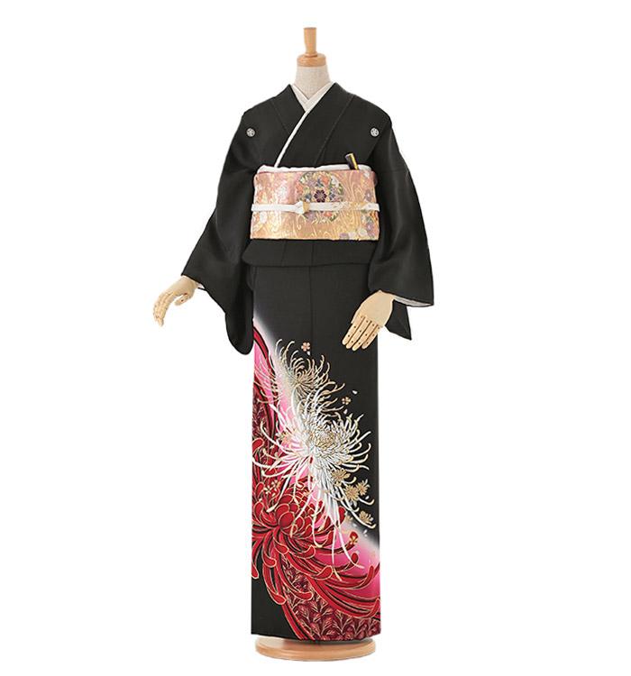 黒留袖 No.CA-0046-Lサイズ