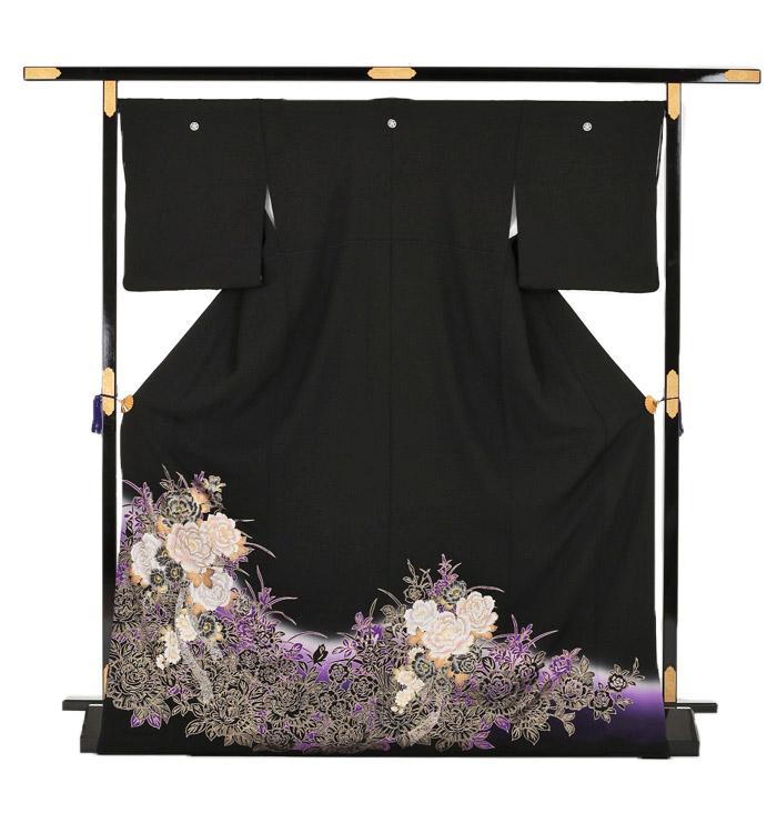 黒留袖 No.CA-0050-Lサイズ_03
