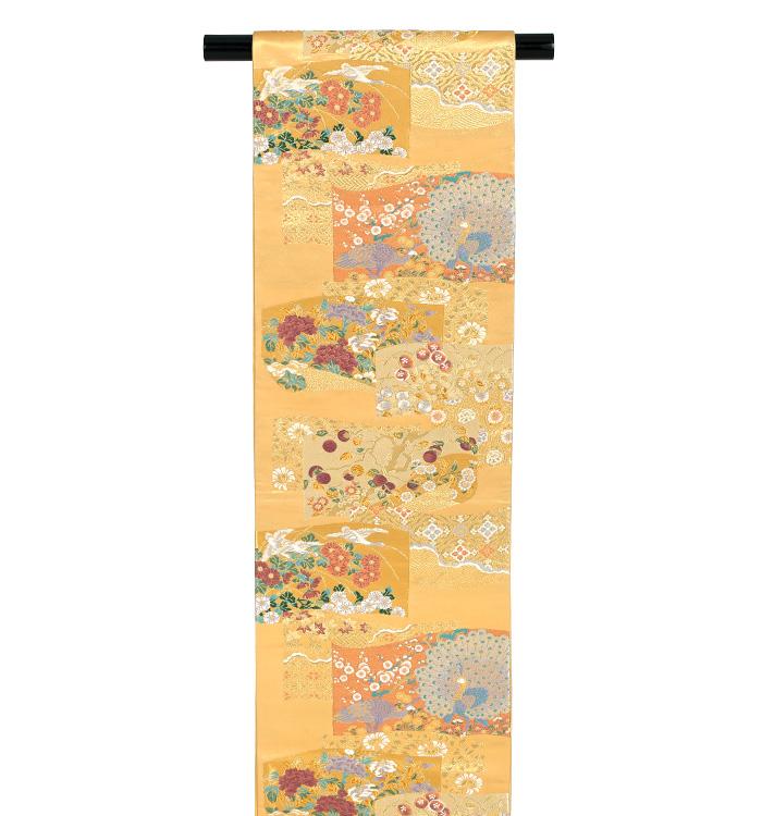 スワトウ刺繍 黒留袖 No.CA-0051-Lサイズ_04