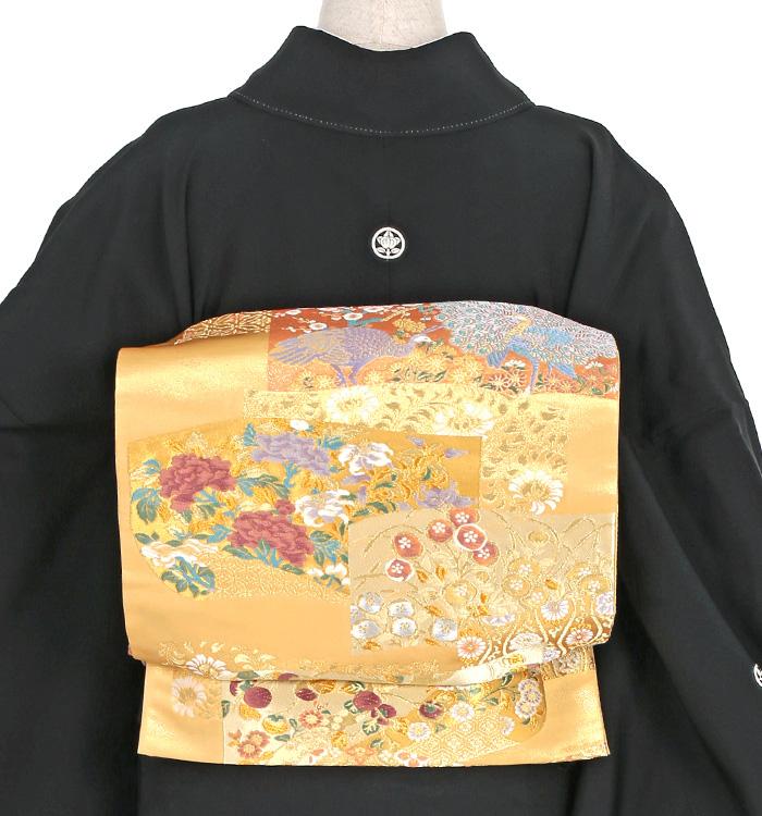 スワトウ刺繍 黒留袖 No.CA-0051-Lサイズ_02