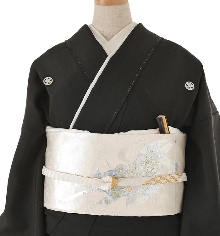 黒留袖 No.CA-0055-Lサイズ_01