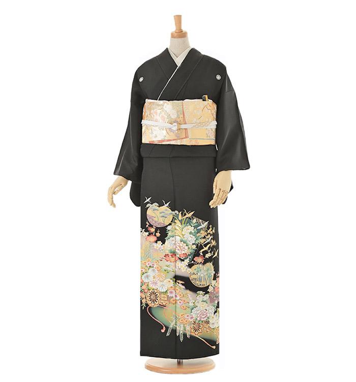 黒留袖 No.CA-0067-Sサイズ