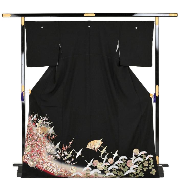 黒留袖 No.CA-0070-Lサイズ_03
