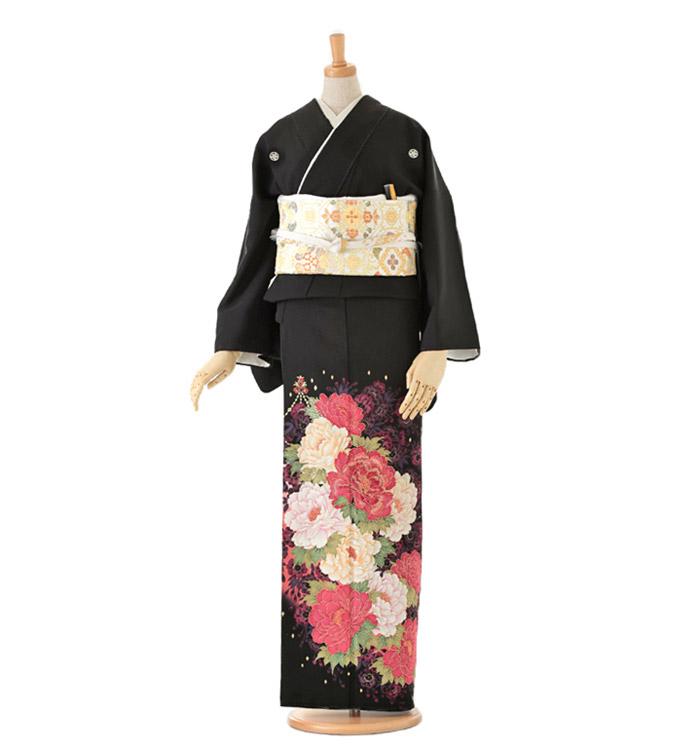 黒留袖 No.CA-0071-Lサイズ