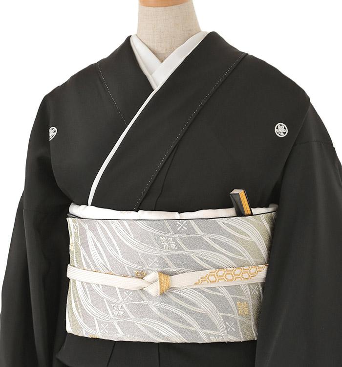 黒留袖 No.CA-0075-Lサイズ_01