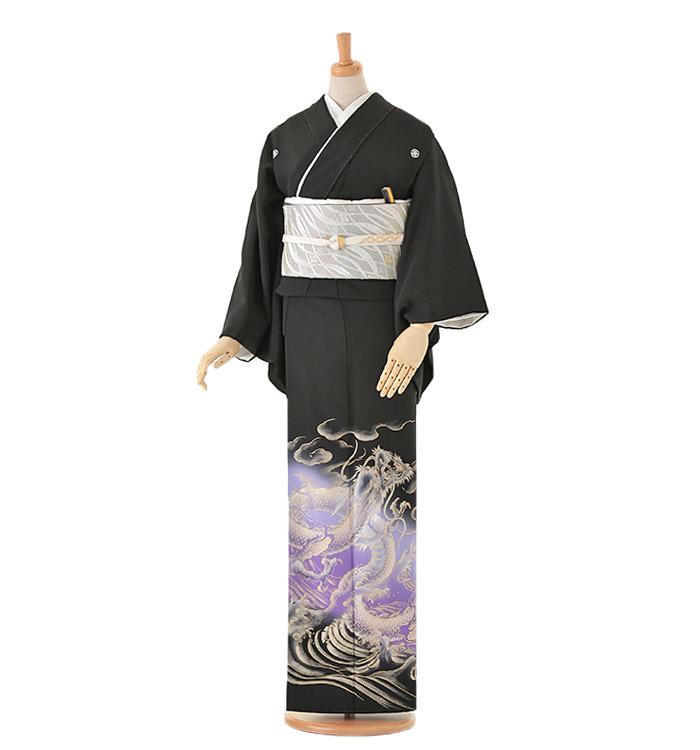 黒留袖 No.CA-0075-Lサイズ