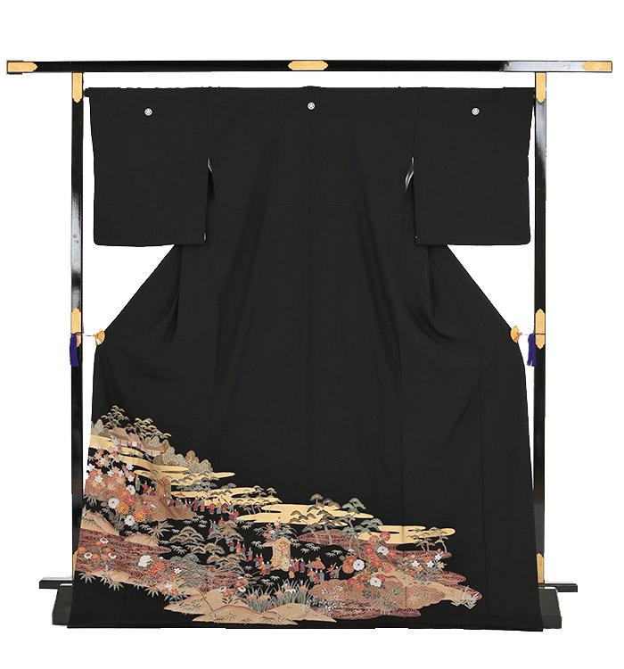 黒留袖 No.CA-0077-Lサイズ_03