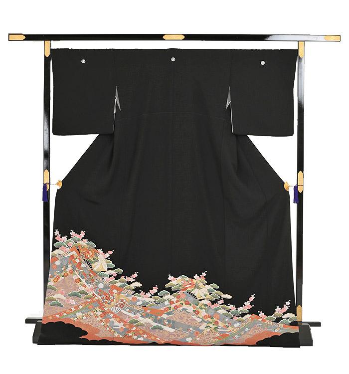 黒留袖 No.CA-0080-Lサイズ_03