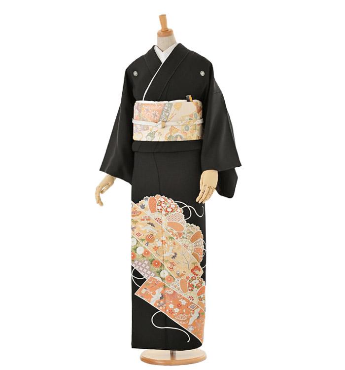 黒留袖 No.CA-0081-Mサイズ