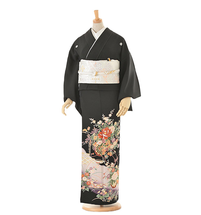 黒留袖 No.CA-0085-Sサイズ