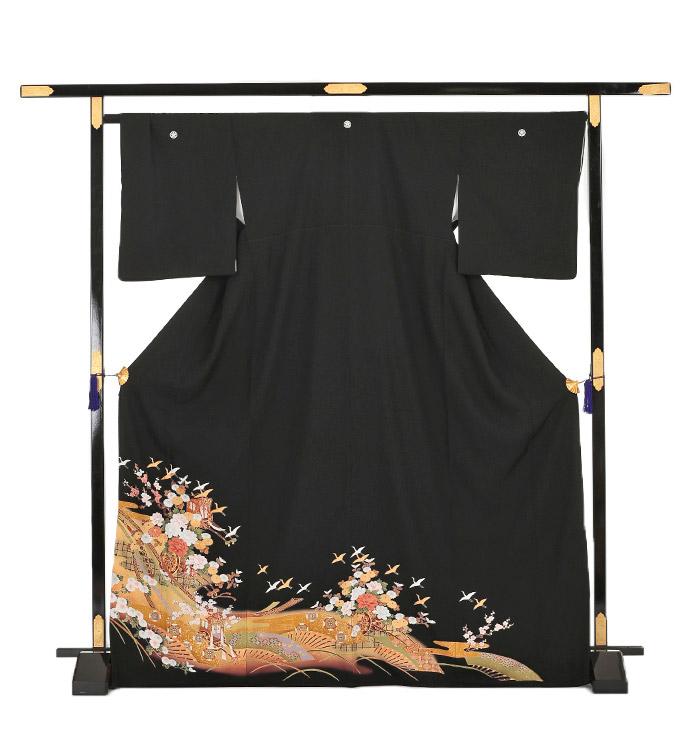 黒留袖 No.CA-0093-Mサイズ_03