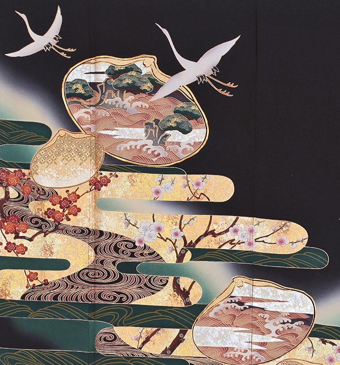 Kansai 黒留袖 No.CA-0108-Mサイズ_05
