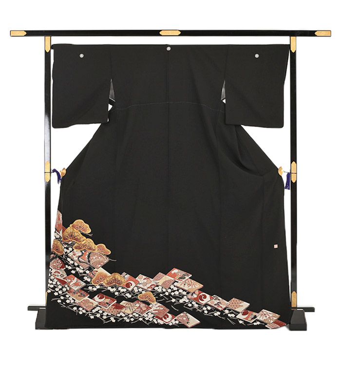 黒留袖 No.CA-0121-Mサイズ_03