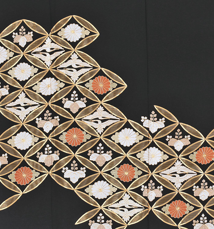 総刺繍 黒留袖 No.CA-0128-Lサイズ_05