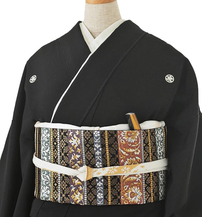 総刺繍 黒留袖 No.CA-0128-Lサイズ_01