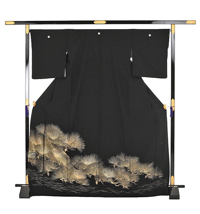 山口美術織物 黒留袖 No.CA-0131-Mサイズ_03