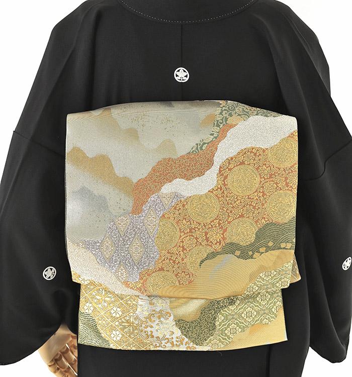 山口美術織物 黒留袖 No.CA-0131-Mサイズ_02