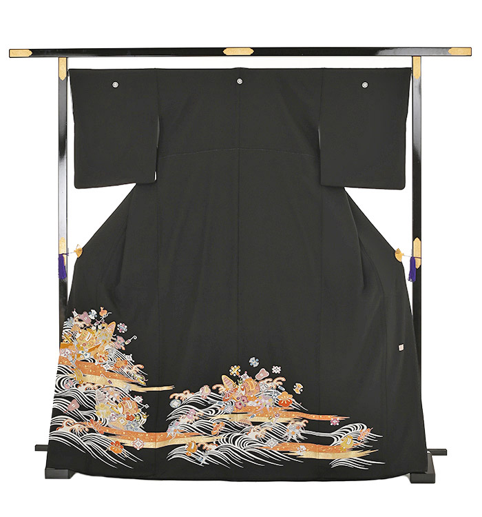 大きいサイズ 黒留袖 No.CA-0136-MOサイズ_03