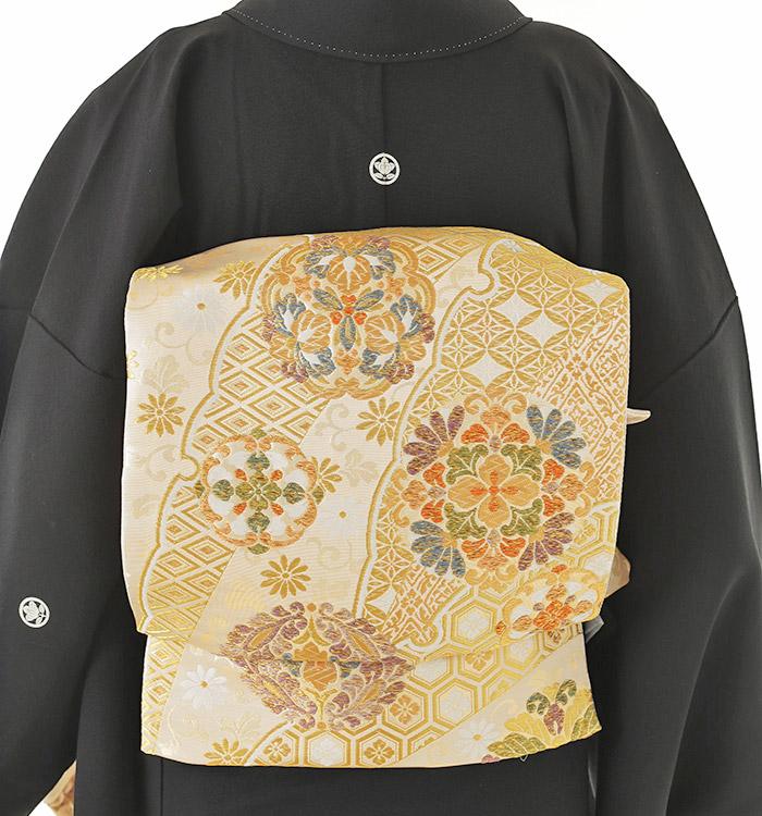 大きいサイズ 黒留袖 No.CA-0136-MOサイズ_02