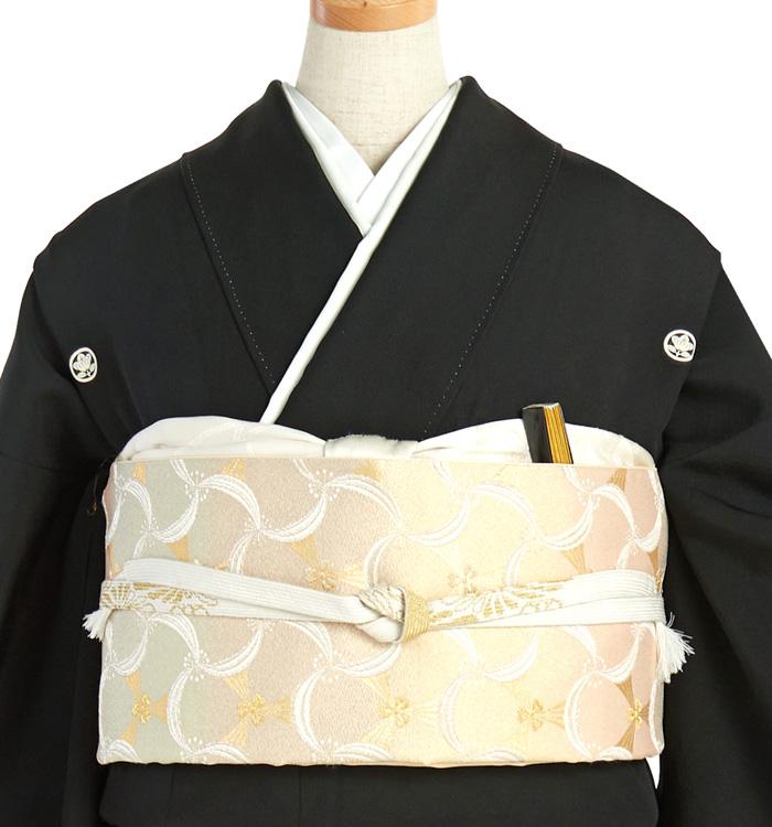 大きいサイズ 黒留袖 No.CA-0138-MOサイズ_01