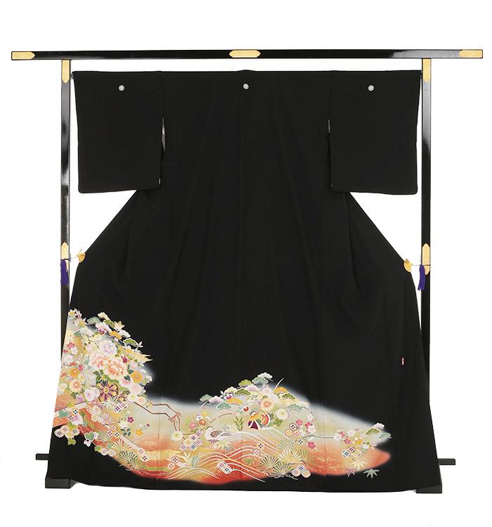 大きいサイズ 黒留袖 No.CA-0139-MOサイズ_03