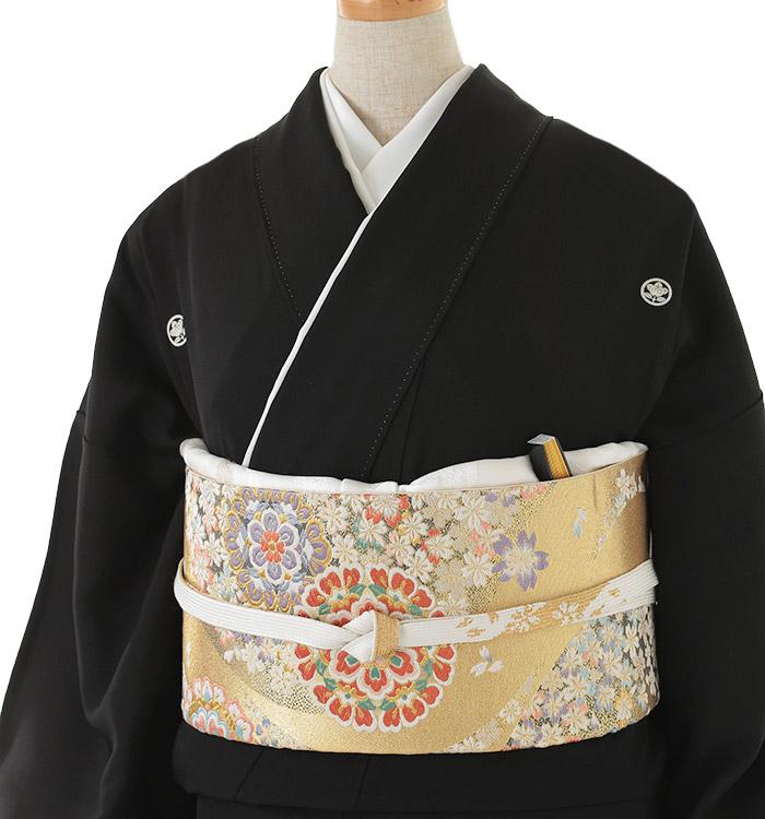 大きいサイズ 黒留袖 No.CA-0139-MOサイズ_01