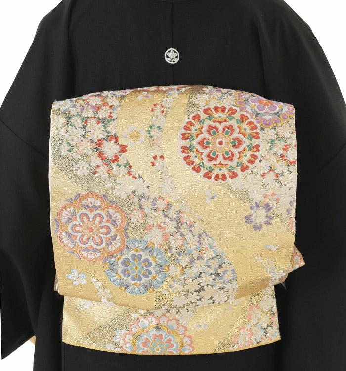 大きいサイズ 黒留袖 No.CA-0139-MOサイズ_02