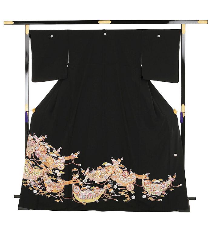 大きいサイズ 黒留袖 No.CA-0141-MOサイズ_03